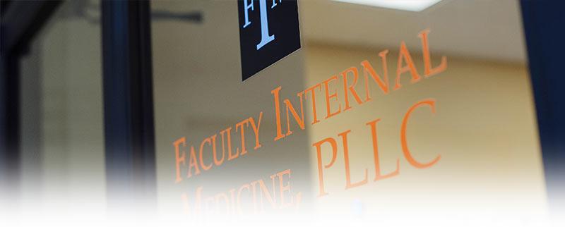Faculty Internal Medicine Locations