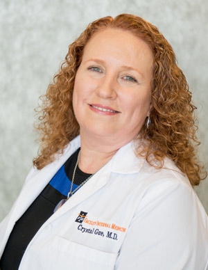 Crystal L. Gue, MD