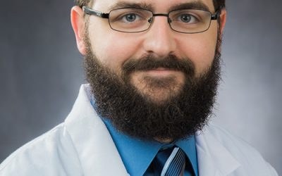 Please Welcome Our Newest Physician Dr. Zachary Marlette