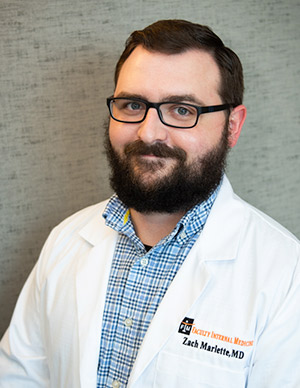 Zachary Marlette, MD
